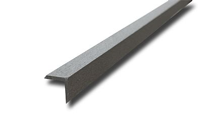 Charcoal Composite Cover Strip 2.2m Length