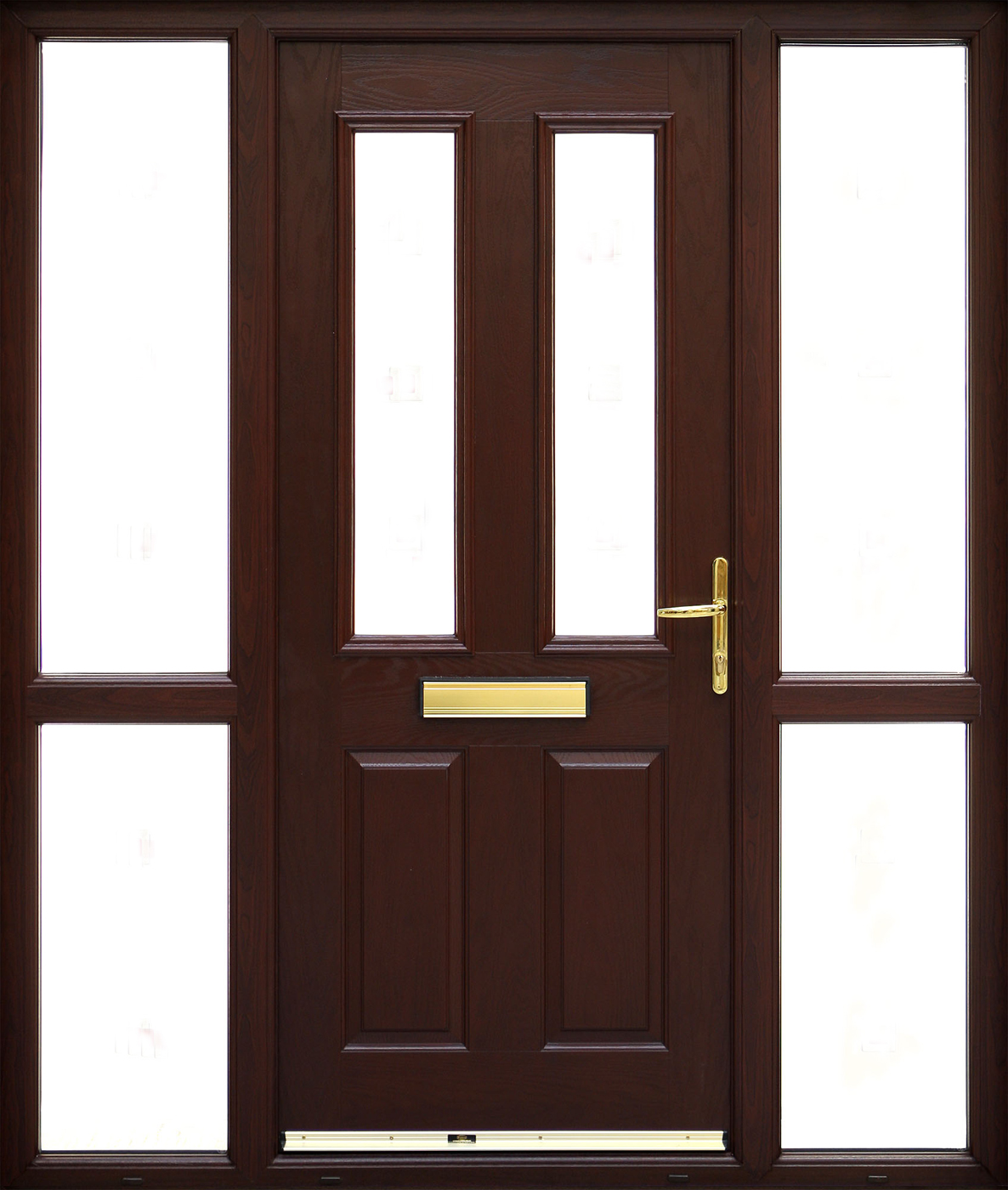 Grp Oxford Woodgrain External Front Doors Grp Composite